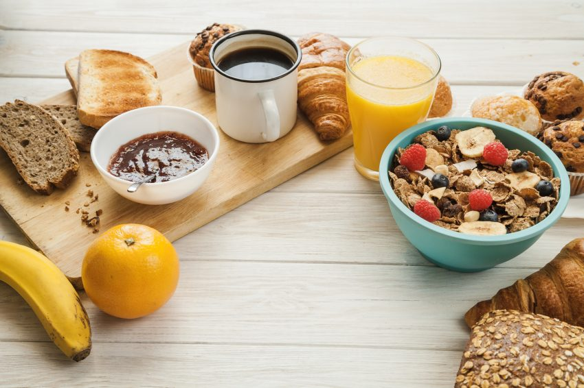 Ontbijt mee met AVEVE