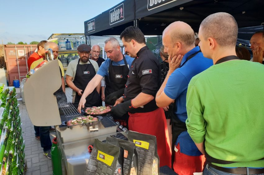 WEBER BBQ Workshop : 25 mei