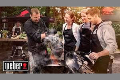 WEBER bbq workshop 28/05/19